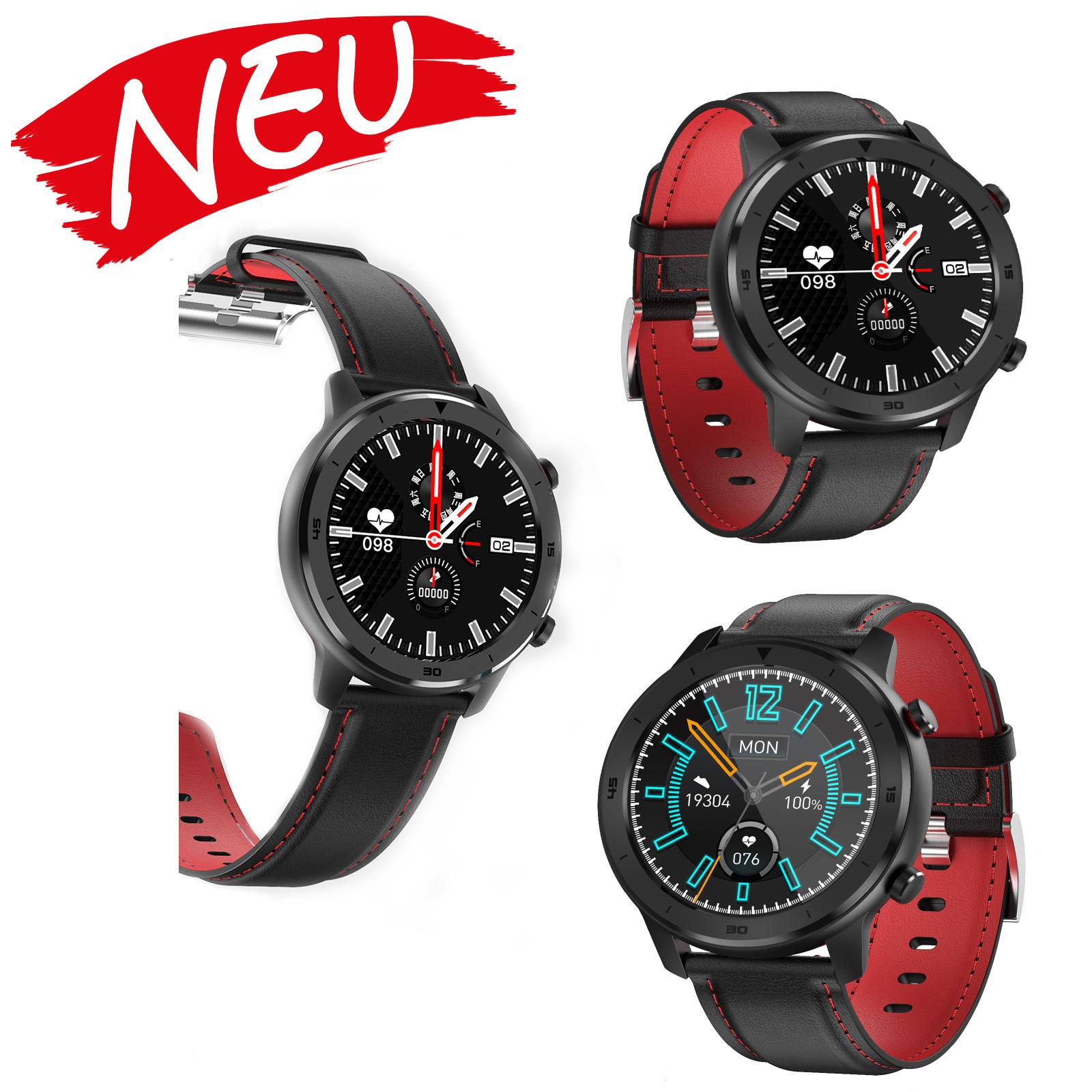 Smart watch für Andoid und IÌOS