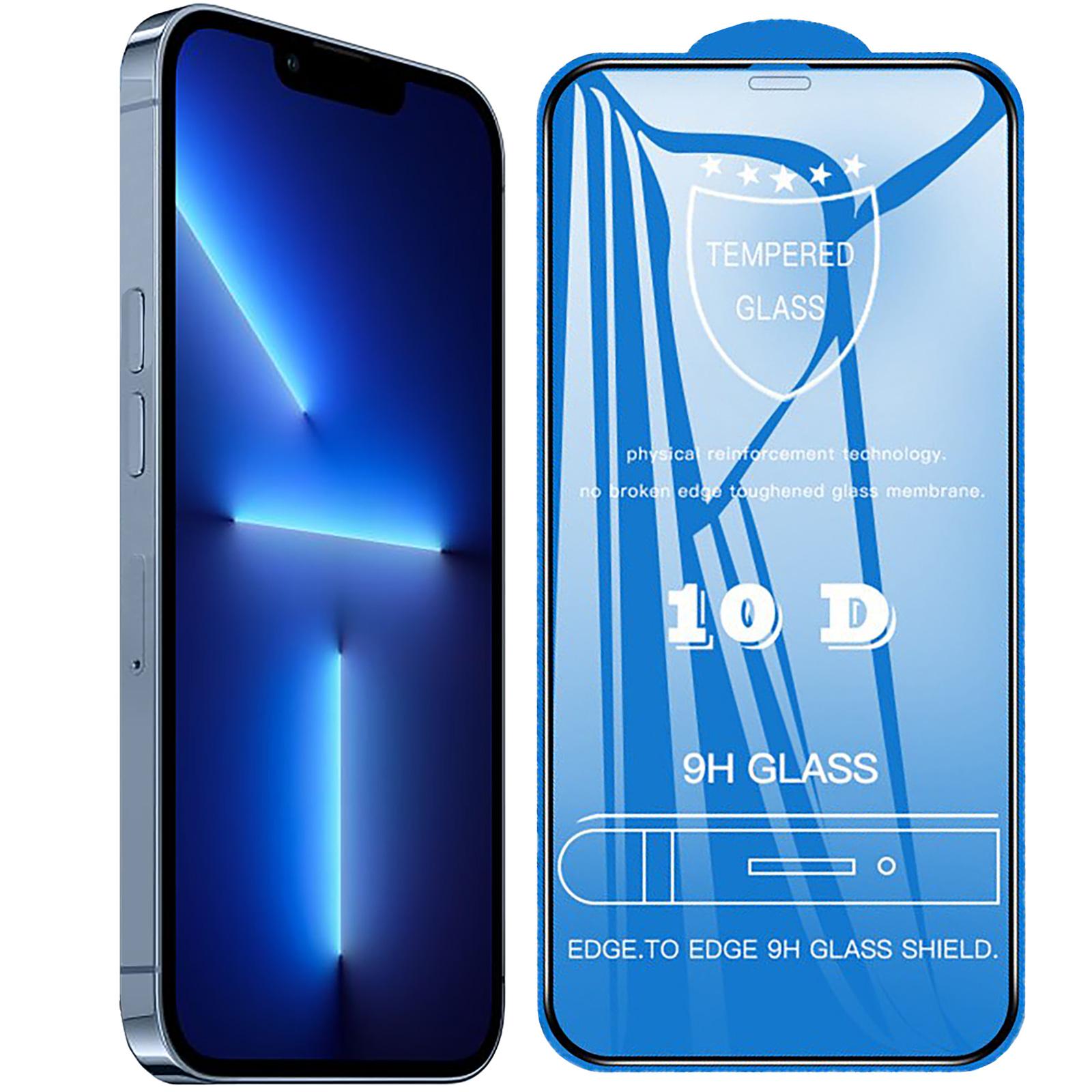 Apple iPhone 13 mini - 3D 0.26mm 9H Schutzglas echt Glas