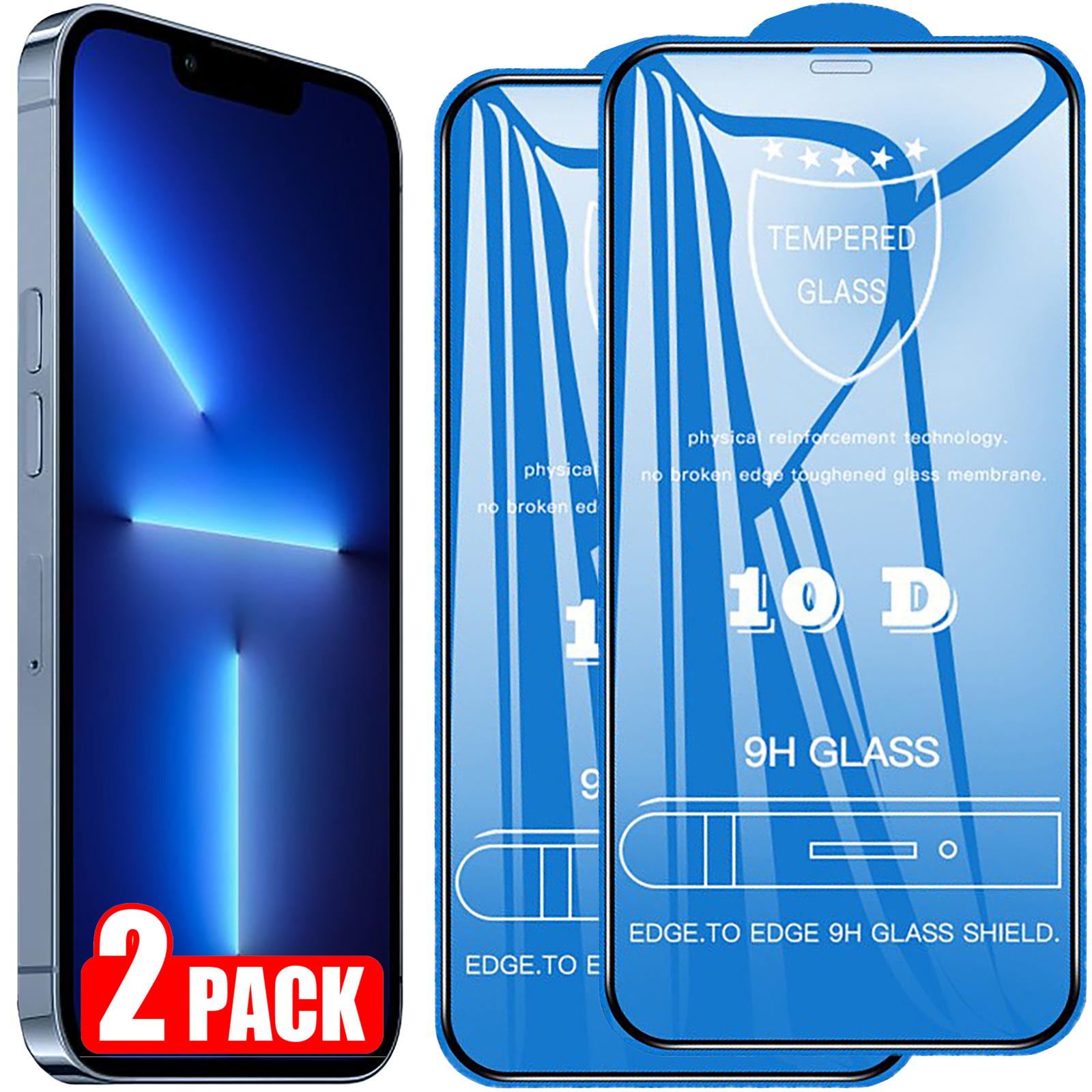 Apple iPhone 13 Pro Max - 3D 0.26mm 9H Schutzglas echt Glas