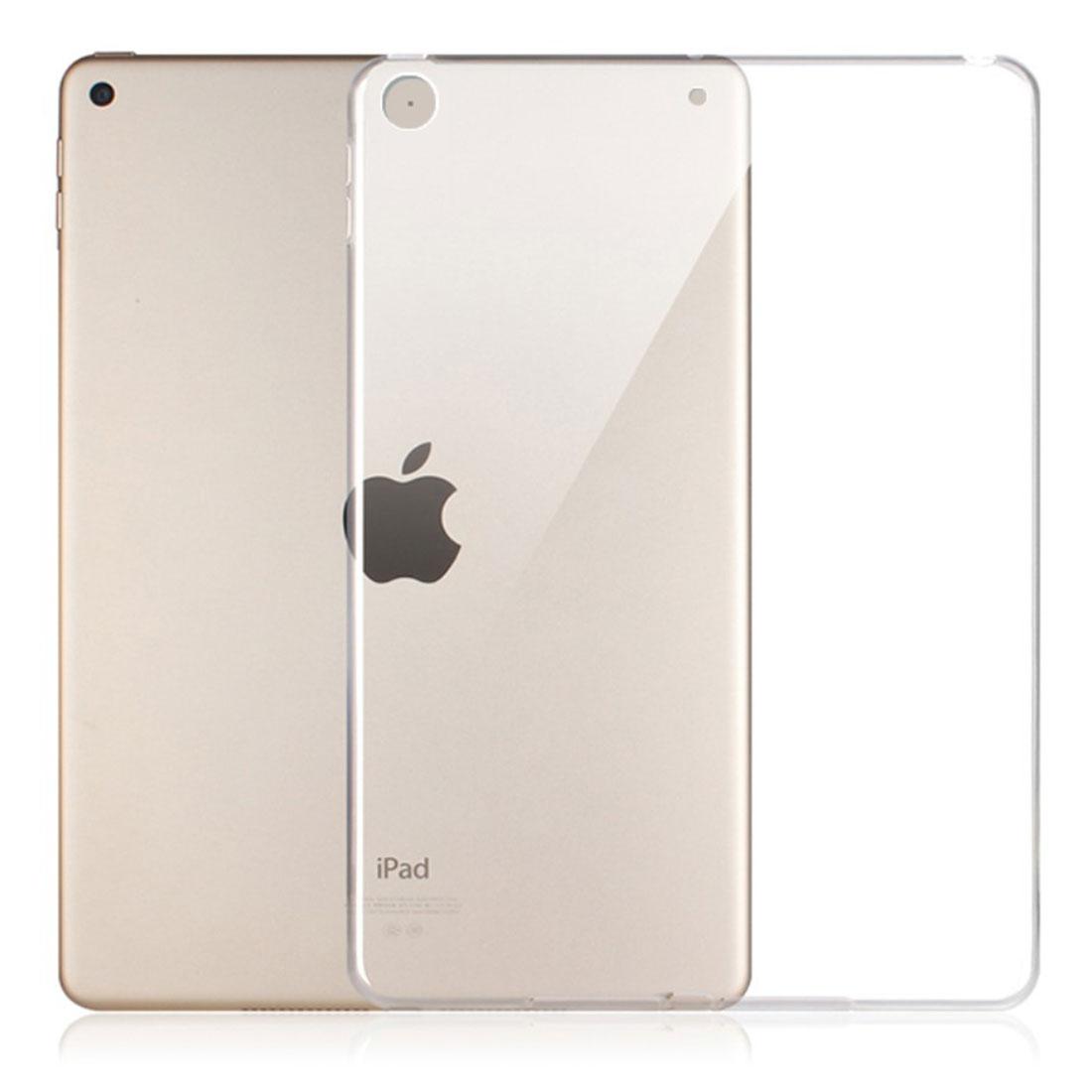iPad 9,7 Slim dünne TPU Gel Hülle - Transparent