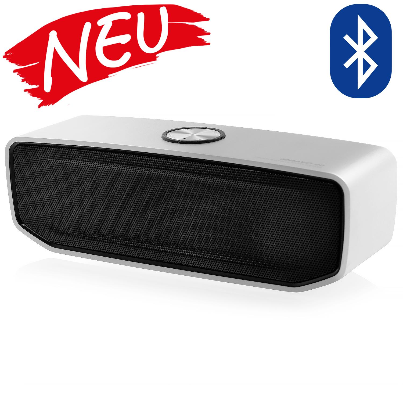 Red Eagle Bravo 20 Bluetooth Bass Speaker Lautsprecher