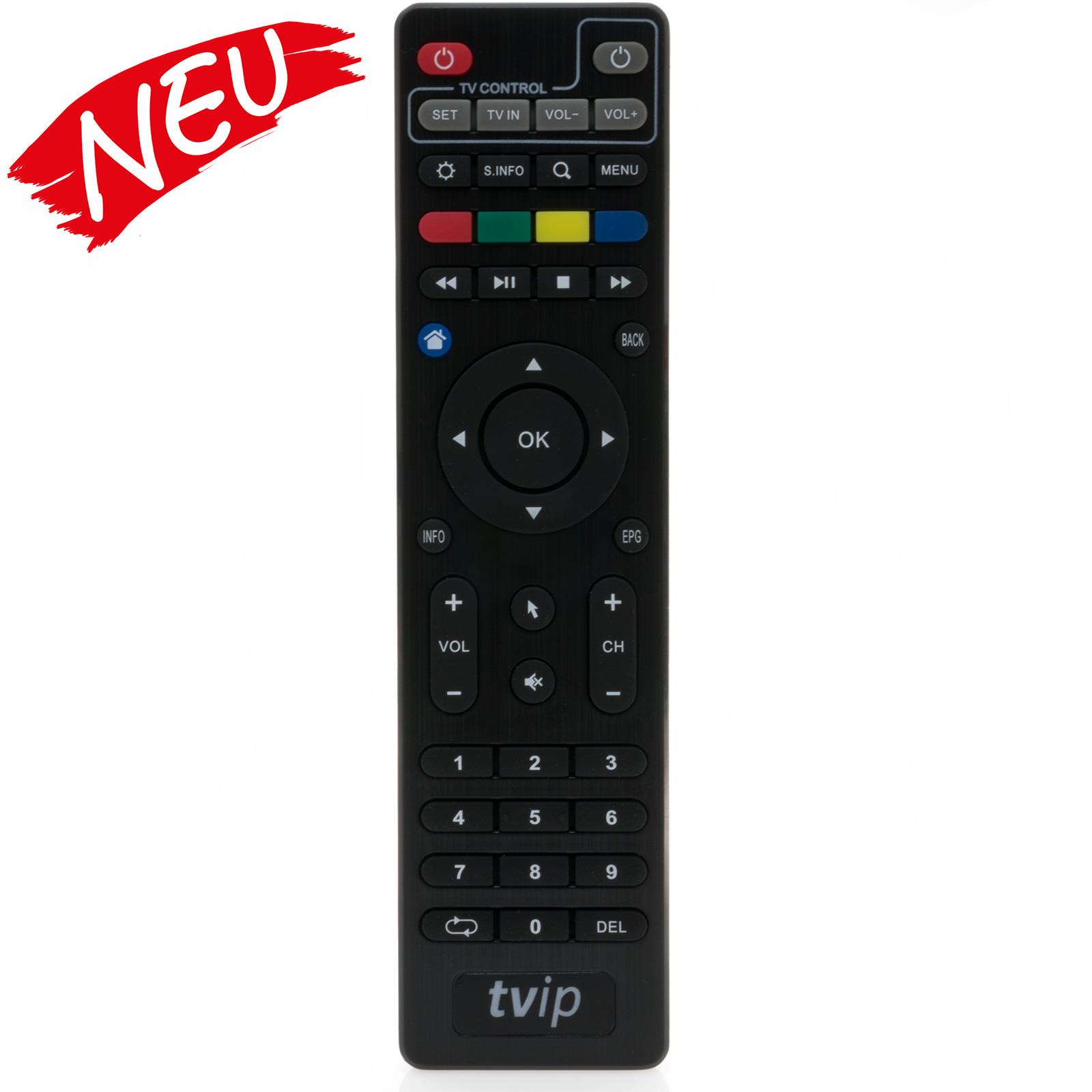 Fernbedienung TVIP S-BOX für v.410-412-415-600-605