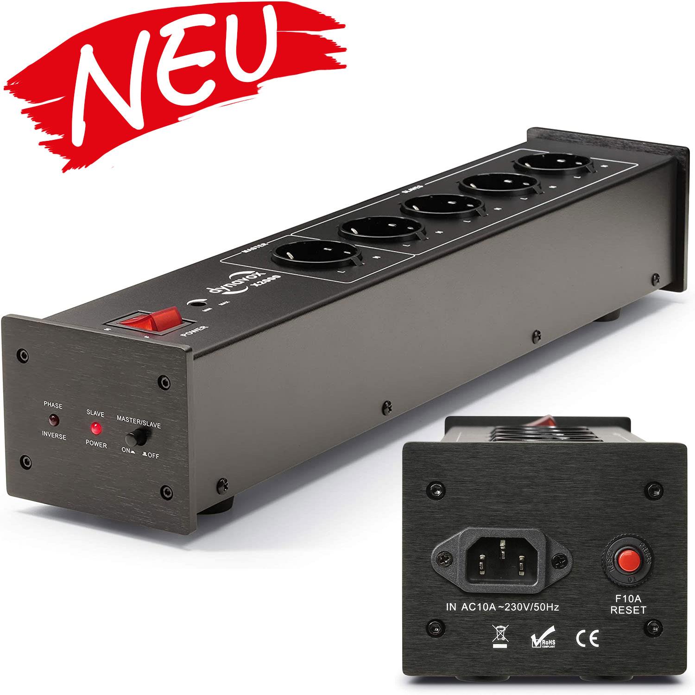 Dynavox HiFi-Netzfilter X2000